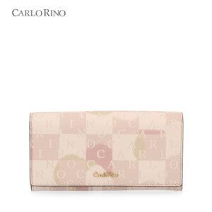 Pastel Palette Long 2-Fold Wallet