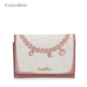 Love and Cherish Short 3-Fold Wallet