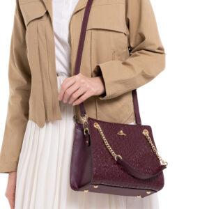 Love Decoded Top Handle Bag
