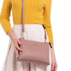 Minimalistic Basic Cross Body Bag