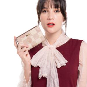 Pastel Palette Short 2-Fold wallet
