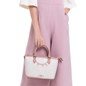 Love and Cherish Top-handle bag