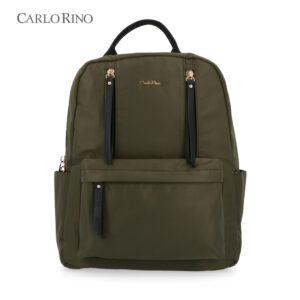 Rustic Teakwood Backpack