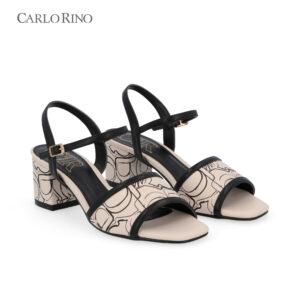 Circle Of Life Heeled Sandals