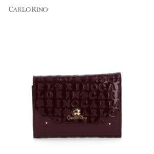 Love Decoded Short 3 Fold Wallet