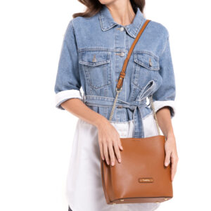 Flair and Square Cross Body Bag