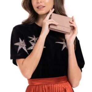 Warm Glow 2-fold Wallet