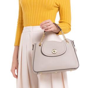 Walking On Sunshine Top-Handle Bag