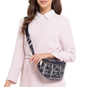 Boldly Empowered Waist Pouch