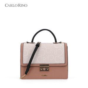 Lavishly Luxe Top-Handle Bag